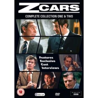 Z Cars Complete Collection One & Two [DVD]